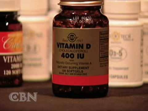 Video The Amazing Health Benefits of Vitamin D - CBN News