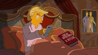 Симпсоны в 3 утра | Русская озвучка