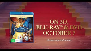 Beauty And The Beast  Vault Release (Australia, 2015)