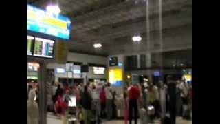 Первый раз в Турции: от аэропорта до автобуса - Видео онлайн
