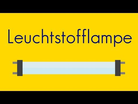 Leuchtstofflampe