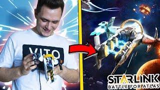 POLECIAŁEM W KOSMOS!!! | Starlink: Battle for Atlas - VITO