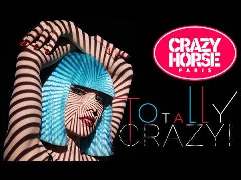 Crooner & Crazy Entertainer au CRAZY HORSE Paris