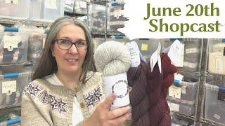 Shopcast: Black Isle Yarn & The Grey Sheep Co.