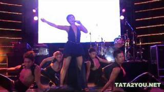 Mission is You - Tata Young (EU GREEN DAY CONCERT :What on Earth)