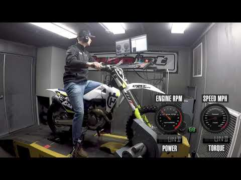 How Much Power Does The 2019 Husqvarna FC 250 Make?