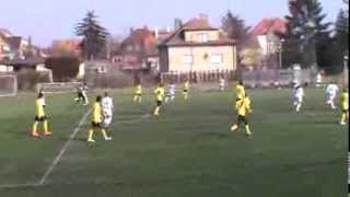 preview picture of video '(2. 3. 2014)  Přátelák - Stž - Slivenec  : Zlíchov (ženy)  6 : 1 (3 :1)'
