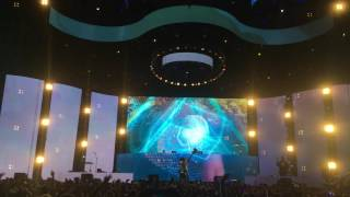 Bassnectar - Vava Voom - Live at Basscenter 2016 with Lupe Fiasco