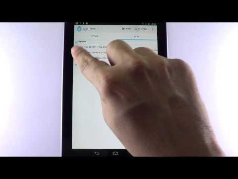 Video of aTorrent PRO - torrent client
