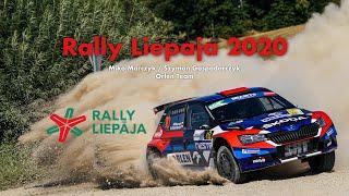 Rally Liepaja 2020 | Miko Marczyk / Szymon Gospodarczyk Orlen Team