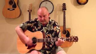 How To Play Drift Away   Dobie Gray (cover) Easy 4 Chord Tune