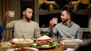 Mix - Home for the Holidays | Anwar Jibawi & Stephen Curry