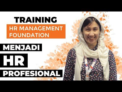 Training Human Resource (HR) Management Foundation - Lazada ...