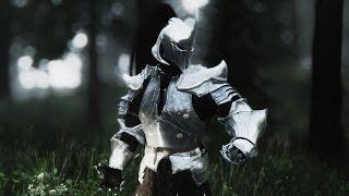 Skyrim мод: Комплект брони Клид из Black Desert