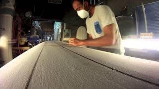 Master Surfboard Craftsman Gary Larson