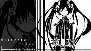 【Hatsune miku Append】 discrete pulse 【original】