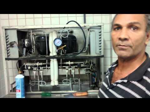 Conserto de maquina de gelo everest /contato:996876343