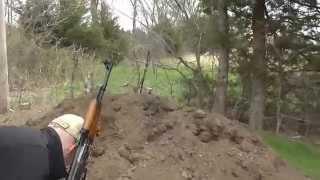 AK47 For Home Defense