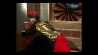 Гоген Солнцев устроил драку в прямом эфире