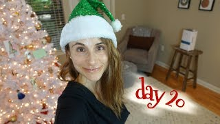 VLOGMAS 2018 DAY 20| LEVOIT COOL MIST HUMIDIFIER & GROCERY HAUL| DR DRAY