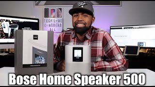 Bose Home Speaker 500   Is it worth the Money