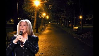 Barbra Streisand-Memory (lyrics)