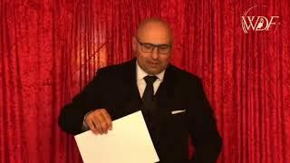 Walter Di Francesco per il Premio Apollonio
