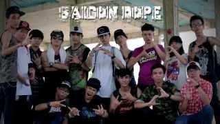 SAIGON DOPE - REVOLUTION [ FULL HD ]
