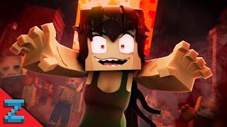 Zombie Girl 🧠 (Minecraft Music Video Animation) \