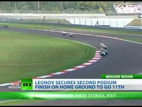 Superbike World Championship on Moscow Raceway circuit August 2012 (VIDEO - RT)