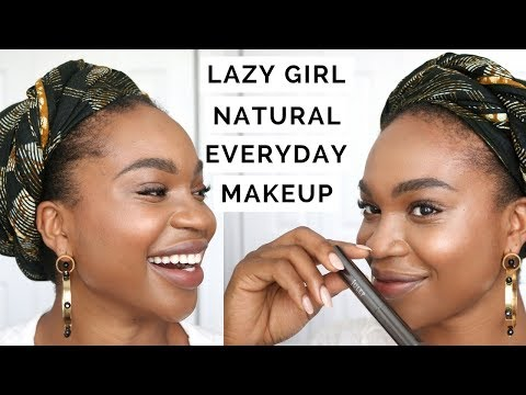 Lazy Girl Natural Everyday Makeup   Julep Cushion Complexion Review