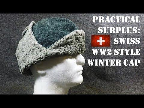 Practical Surplus, Episode 3: Swiss Wool Winter Cap