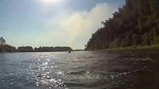 Река Томь   Моё любимое место отдыха