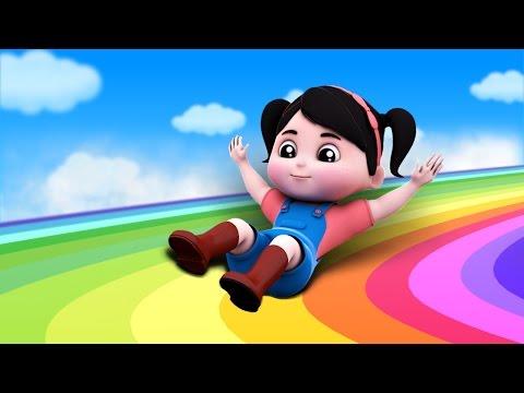 colors song | nursery rhymes Farmees | learn colors | original song | kids rhymes