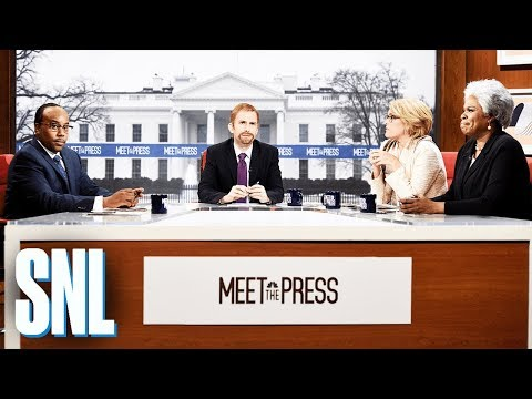 Download Meet The Press Cold Open - SNL HD Mp4 3GP Video and MP3