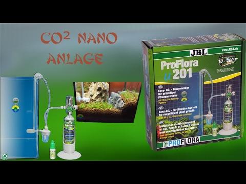 CO2 Anlage - Nano CO² Anlage | JBL Pro Flora u201