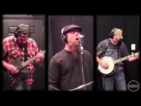 """Fat Tramp Food Stamp  """"Not Quite Worthless"""" Live at KDHX 12/9/10 (HD)"""