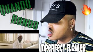 Quando Rondo   Imperfect Flower (Official Video) REACTION | JessieT Tv