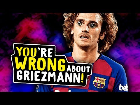 Why is Antoine Griezmann flopping at Barcelona? - BugaLuis