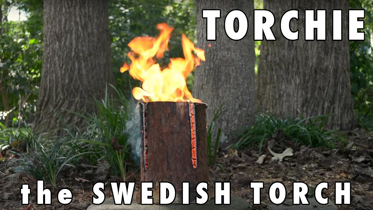 Torchie the Swedish Torch