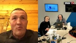 Боксер Лебедев на Baltkom: после боя с Усиком завершу карьеру #MIXTV