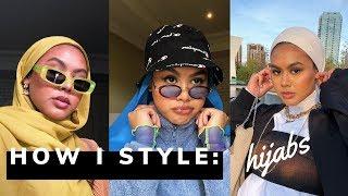 My Favourite Hijab Styles
