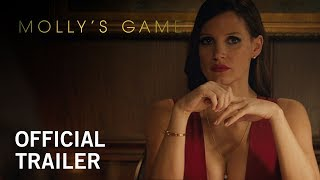 Molly's Game (2018) Video