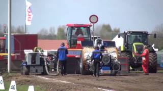 preview picture of video 'Modified 3,5t @ Füchtorf 2013 Tractor Pulling by MrJo'