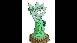 Mandela Effect - STATUE OF LIBERTY - Residual PROOF of Green Torch!