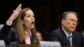 Women's Gun Advocate's Hilariously Hypocritical Testimony thumbnail
