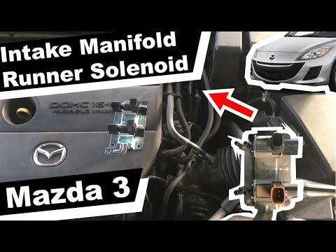 Mazdaspeed 3 PCV Removal! (without removing intake manifold