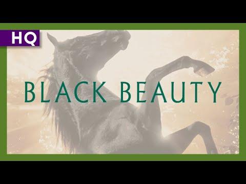 Black Beauty Movie Trailer