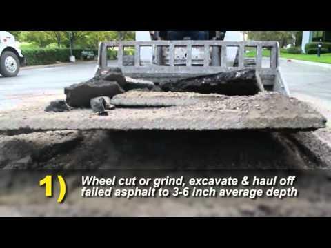 Patch Paving- Black Diamond Paving