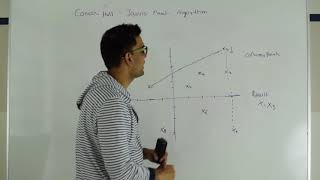Convex Hull Jarvis March(Gift Wrapping Algorithm)